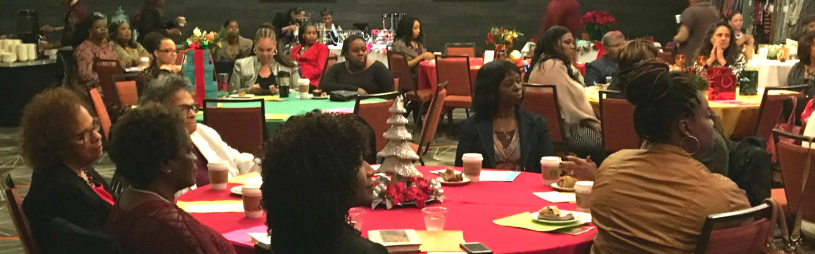 Annual Women's Holiday Tea