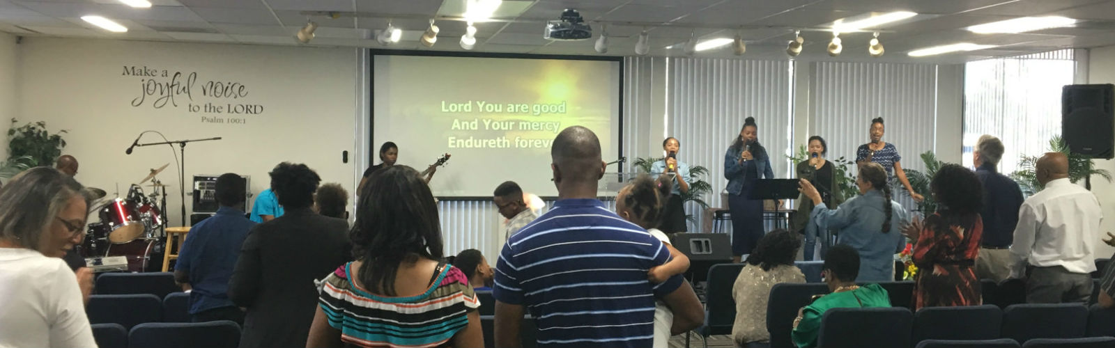 Youth Sunday Takeover Service